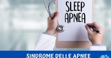 Sindrome da apnee ostruttive del sonno: