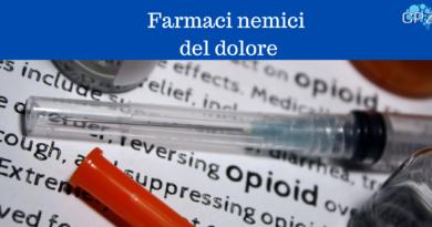Farmaci nemici del dolore