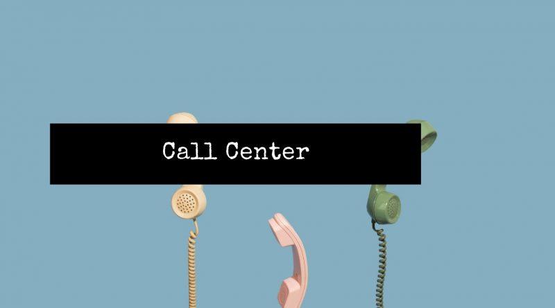 Call center  (Tratto da una storia vera)